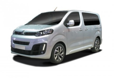 CITROEN SPACETOURER Kompaktvan / Minivan Front + links