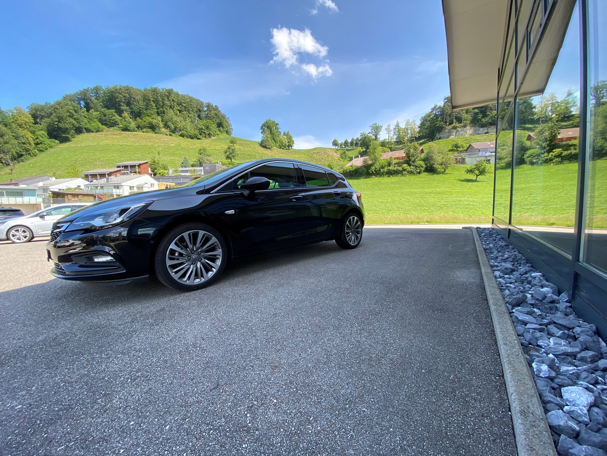 OPEL Astra 1.6 ecoF Excellence (Limousine)