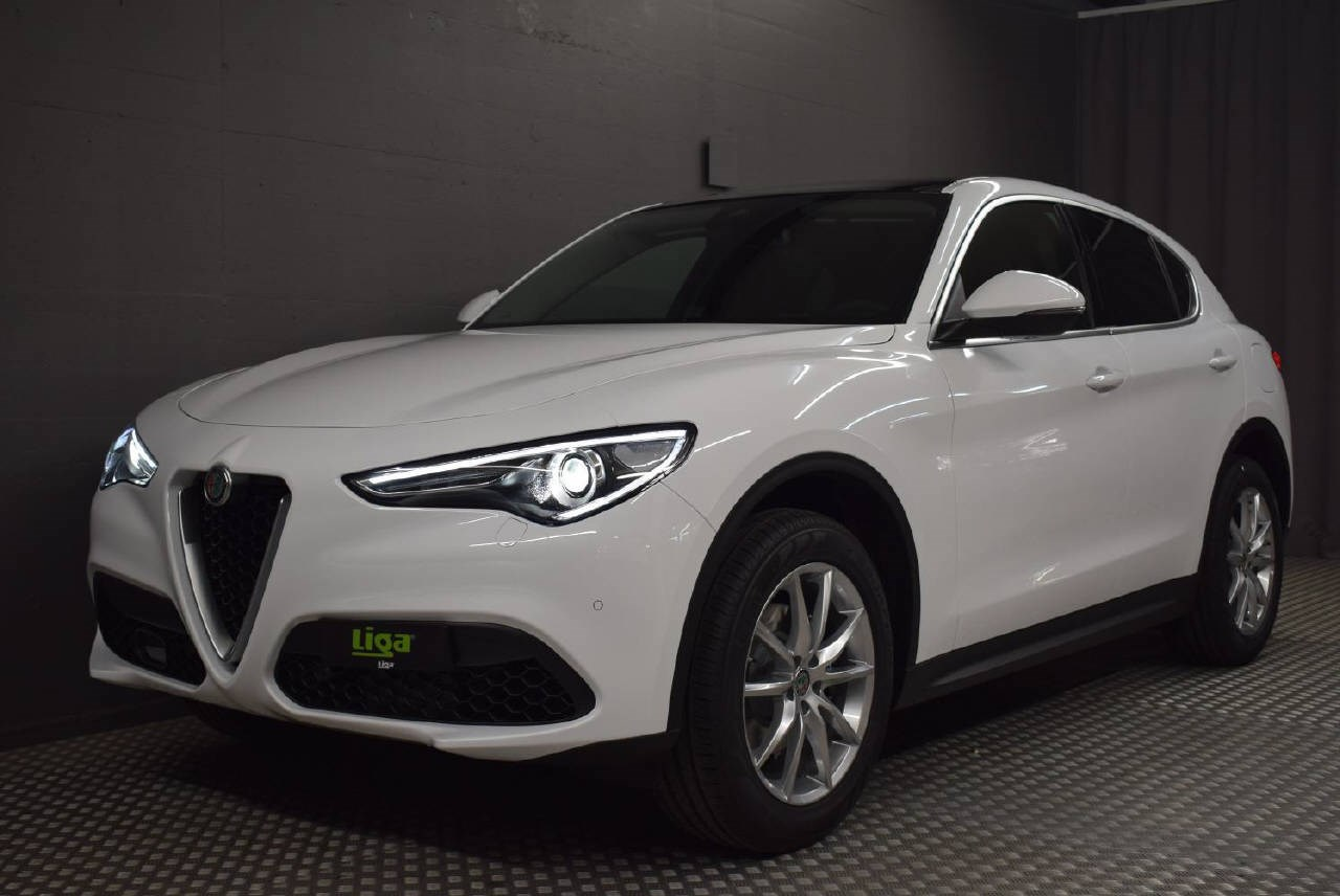 ALFA ROMEO Stelvio 2.0 Q4 280 Executive