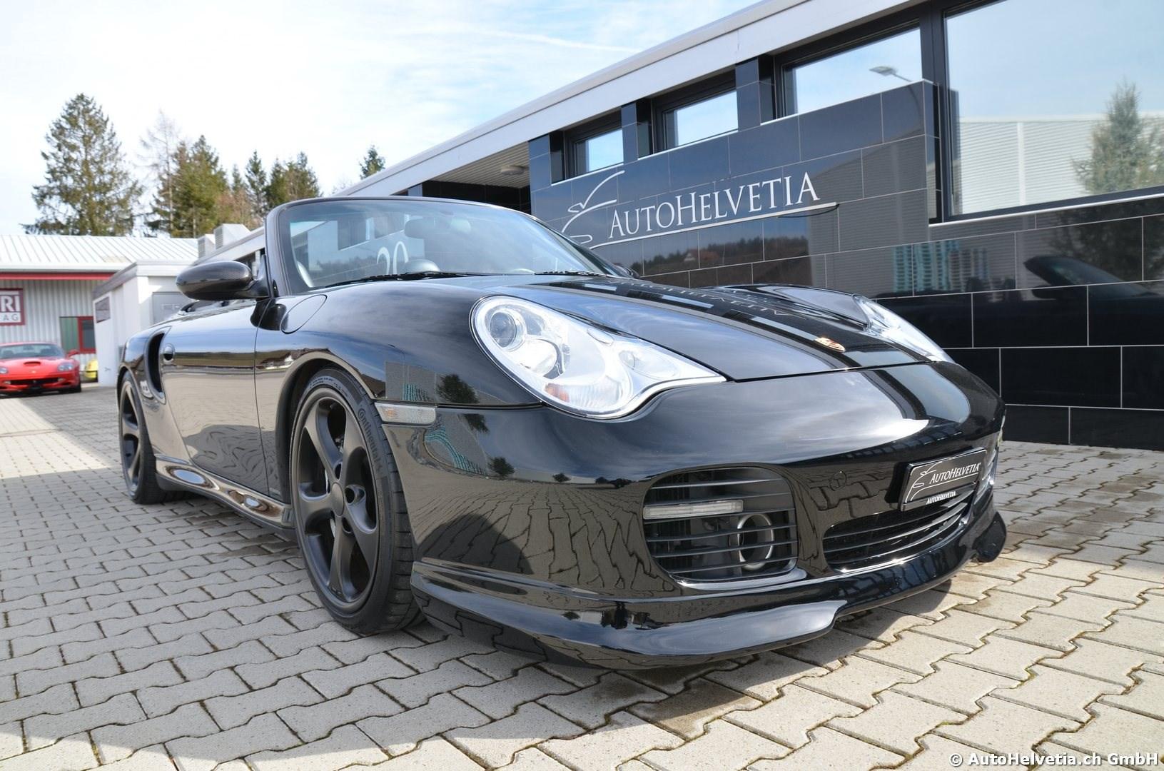 PORSCHE 911 Turbo (Cabriolet)