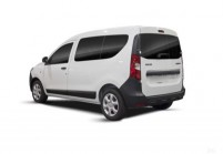 DACIA DOKKER Kompaktvan / Minivan Front + links