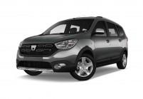 DACIA LODGY Compactvan / Minivan Vue oblique avant