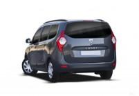 DACIA LODGY Compactvan / Minivan Anteriore + sinistra