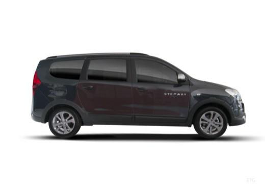 dacia lodgy kompaktvan minivan neuwagen bilder. Black Bedroom Furniture Sets. Home Design Ideas