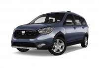 DACIA LODGY Kompaktvan / Minivan Schrägansicht Front