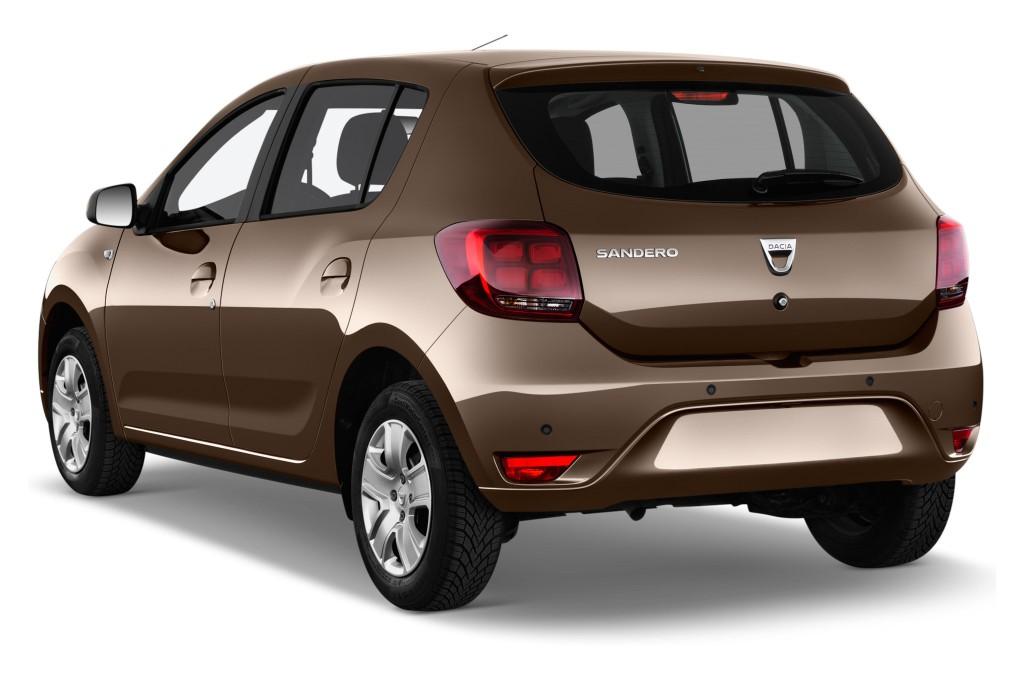 Dacia sandero auto nuove immagini for Dacia immagini