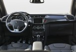 DS AUTOMOBILES DS3 Kleinwagen Front + links, Hatchback, Blau