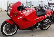 DUCATI   Seite links, , Rot