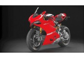 DUCATI PANIGALE 1199  Front + links, , Rot