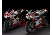 DUCATI SUPERBIKE  Front + links, , Weiss