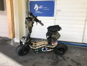 E-SCOOTER Elektroscooter Mad 2000