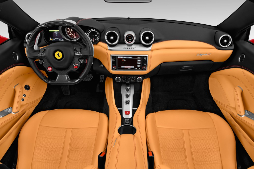 Ferrari California T >> FERRARI CALIFORNIA Cabriolet auto nuove: cercare & acquistare