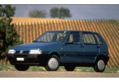 FIAT   Front + links, Hatchback