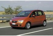 FIAT   Front + links, Hatchback, Gold