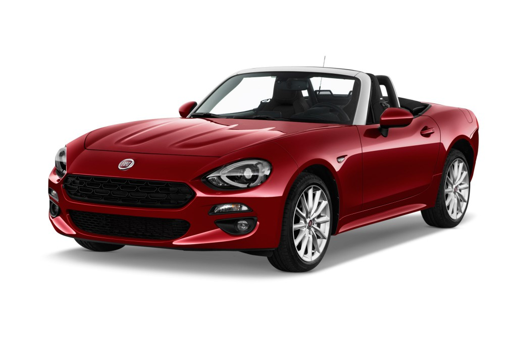 fiat 124 spider cabriolet voiture neuve chercher acheter. Black Bedroom Furniture Sets. Home Design Ideas