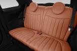 ABARTH 595 Turismo -  Rücksitze