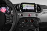 ABARTH 595 Turismo -  Lüftungs- und Temperatursteuerung