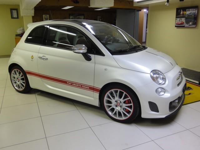 FIAT 500 1.4 16V  180 PS Abarth
