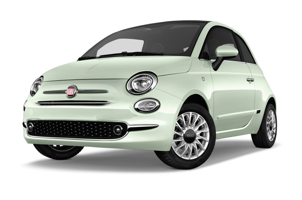 fiat 500 neuwagen bilder. Black Bedroom Furniture Sets. Home Design Ideas