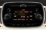 FIAT 500 Lounge -  Audiosystem