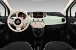 FIAT 500 Lounge -  Armaturenbrett