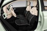 FIAT 500 Lounge -  Fahrersitz