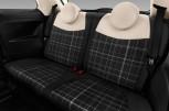 FIAT 500 Lounge -  Rücksitze