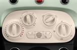 FIAT 500 Lounge -  Lüftungs- und Temperatursteuerung