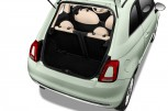 FIAT 500 Lounge -  Kofferraum