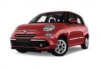 FIAT 500L Compactvan / Minivan Vue oblique avant