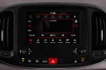 FIAT 500L Lounge -  Audiosystem