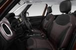 FIAT 500L Lounge -  Fahrersitz