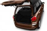 FIAT 500L Lounge -  Kofferraum