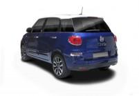 FIAT 500L Kompaktvan / Minivan Front + links