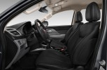 FIAT FULLBACK LX -  Fahrersitz