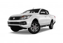 FIAT FULLBACK Pick-up Vista laterale-frontale