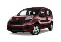 FIAT QUBO Compactvan / Minivan Vue oblique avant