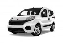 FIAT QUBO Kompaktvan / Minivan Schrägansicht Front