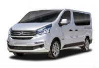 FIAT Talento Compactvan / Minivan Avant + gauche, Combi, Gris-argent