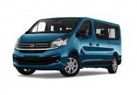 FIAT Talento Compactvan / Minivan Vista laterale-frontale