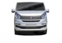 FIAT Talento Kompaktvan / Minivan Front + links, Combi, Silbergrau