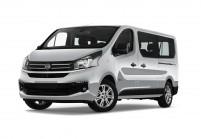 FIAT Talento Kompaktvan / Minivan Schrägansicht Front
