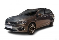FIAT TIPO Kombi Front + links, Stationwagon, Dunkelgrau