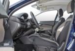 FIAT TIPO Limousine Front + links, Hatchback, Dunkelgrau