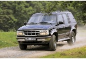 FORD (USA)   Front + links, Stationwagon, Schwarz