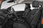 FORD B-MAX Titanium -  Fahrersitz