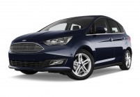 FORD C-MAX Compactvan / Minivan Vista laterale-frontale