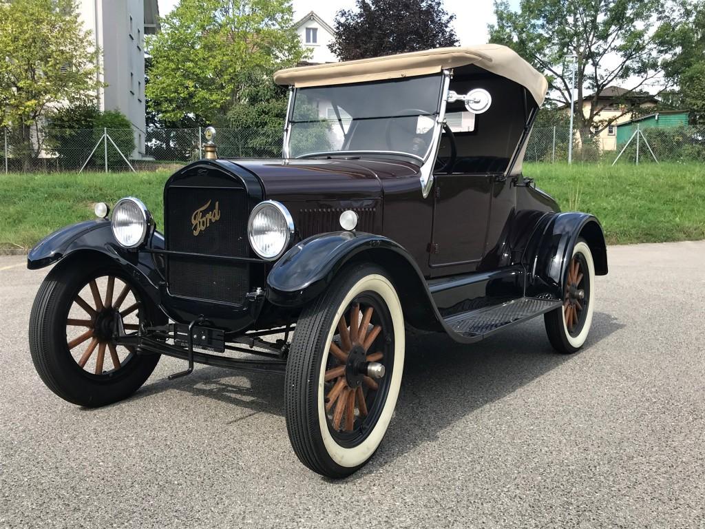 ford t roadster oldtimer benzin 2 39 000 km chf 49 39 800. Black Bedroom Furniture Sets. Home Design Ideas