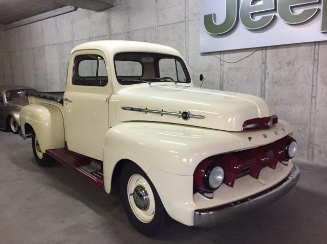 FORD F-Pickup F1 V8 1949