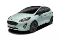 FORD FIESTA Kleinwagen Front + links